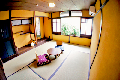 Kyoto Guesthouse KIOTO Private room KAEDE