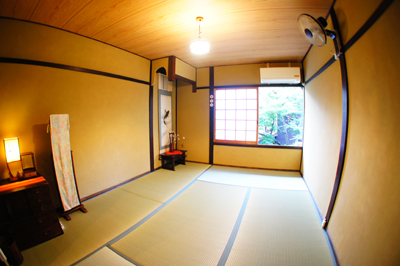 Kyoto Guesthouse KIOTO Private room